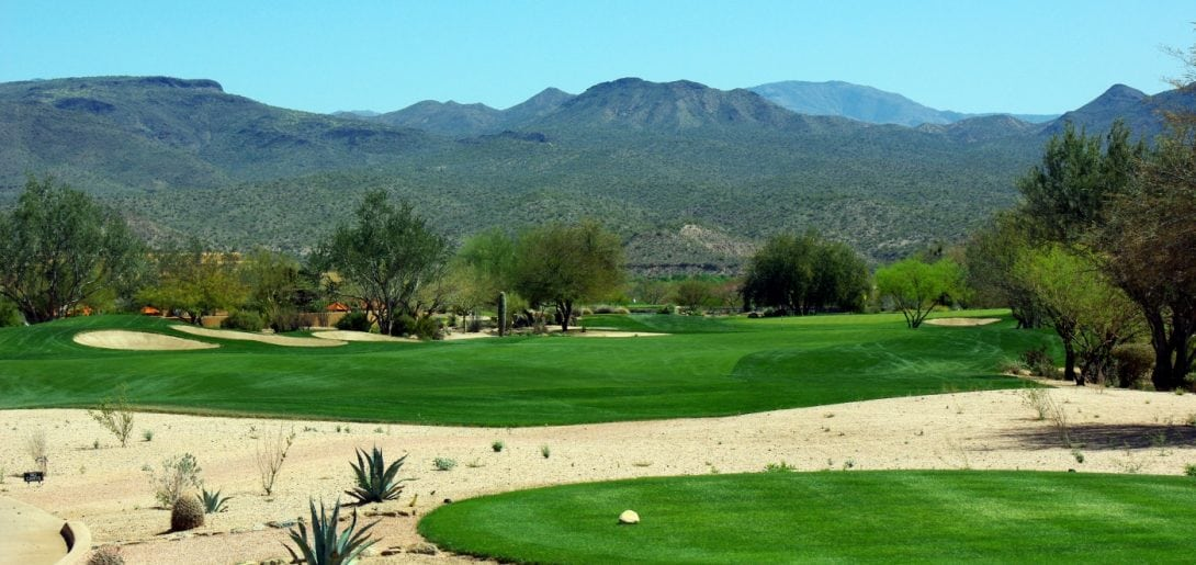 Tonto Verde Golf Club – The Peaks Course