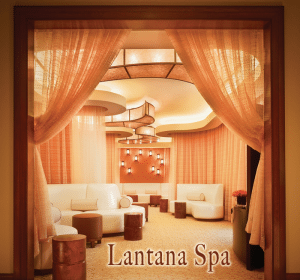 Lantana Spa Relaxation room