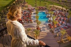 Casino Del Sol Resort view