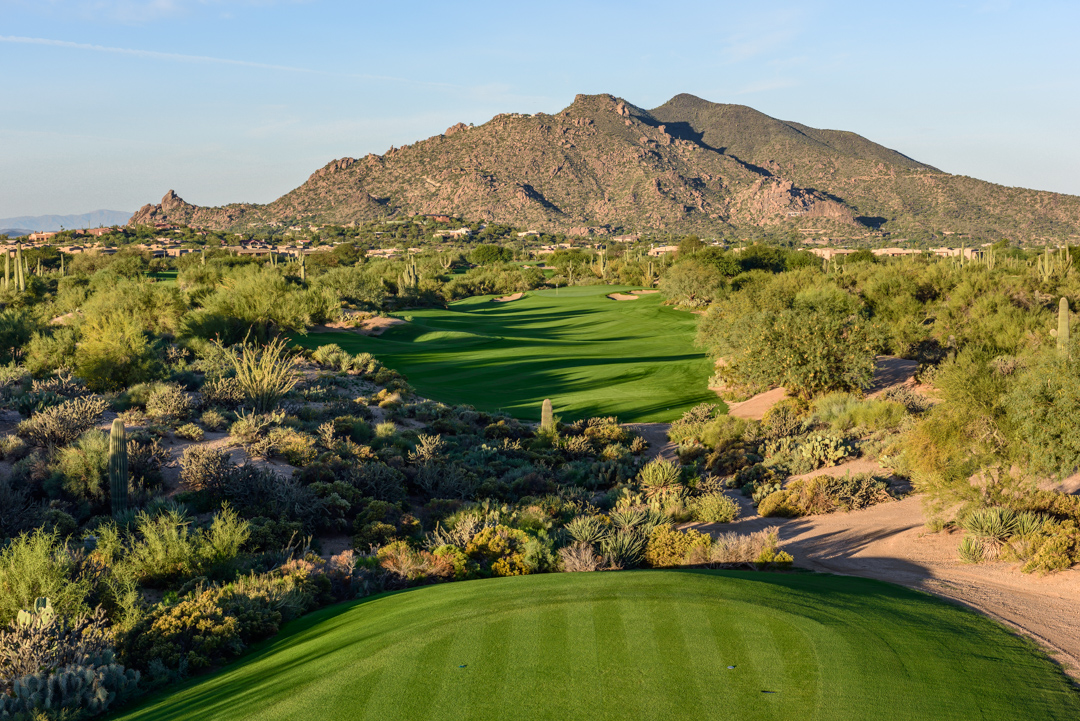 Hole 15 Desert Forest 2014