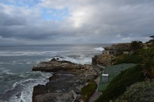 Hermanus coast