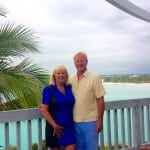 Americas Golfing Couple at Abaco Club