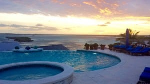 Abaco Club Pool and Jacuzzi
