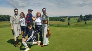 Fashion Designers for Nemacolin Woodlands Resort