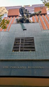 City Hall of Portland, Oregon
