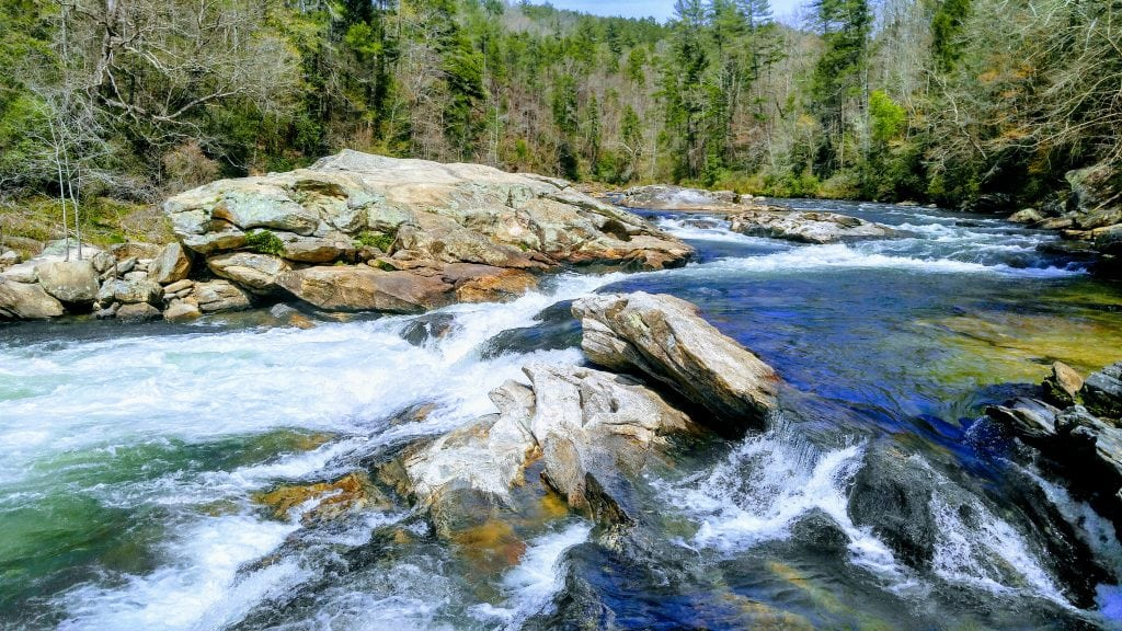 Chattooga River South Carolina