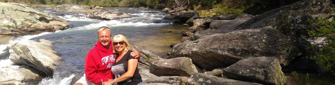 What a day to spend the day on Chattooga River
