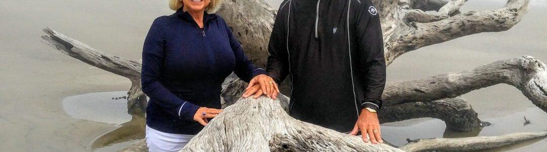 driftwood couple